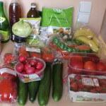 KW 29 - Einkauf der Woche - Paleo-Diät Einkaufsliste bei ALDI - Gemüse und Obst