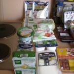 KW 29 - Einkauf der Woche - Paleo-Diät Einkaufsliste bei ALDI - Milchprodukte und Eier