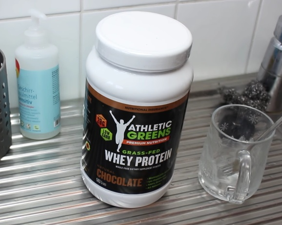 Athletic Greens Whey