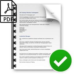 5 Wochen 5x5 Trainingsplan PDF