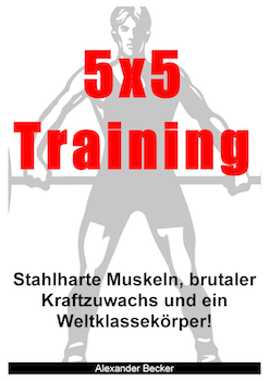 5x5 Training Ebook